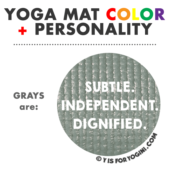 what color yoga mat to buy