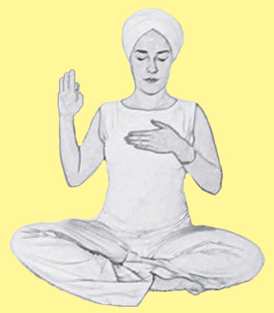 meditation for a calm heart kundalini yoga practice