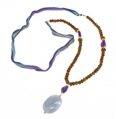 believe mala necklace from energy muse
