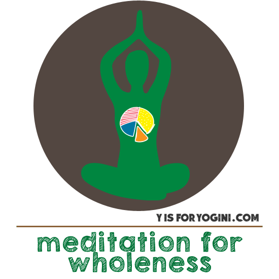 meditation for wholeness created by y is for yogini