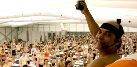 bikram choudhury hot yoga
