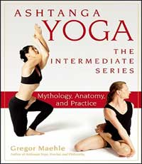 ashtanga yoga intermediate series book