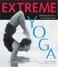 extreme yoga poses book