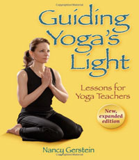 lessons for yoga teachers book