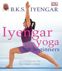 iyengar yoga for beginners poses book