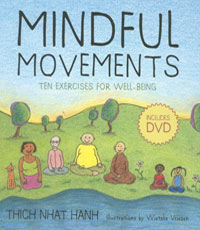 mindful movements book thich nhat hanh