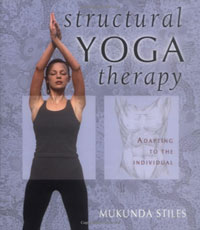 yoga therapy book mukunda stiles
