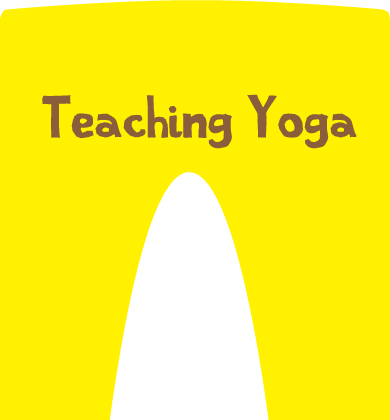 teaching yoga books