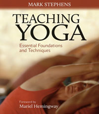 teaching yoga books techniques manual