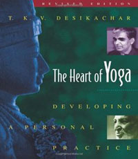 the heart of yoga book tkv desikachar