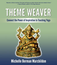 yoga class themes book theme weaver