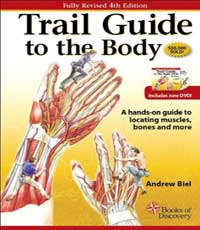 trail guide to the body anatomy book