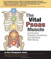 the vital psoas muscle book yoga anatomy