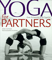 partner yoga poses book