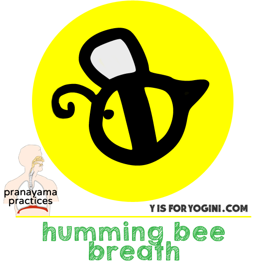 brahmari pranayama technique humming bee breath