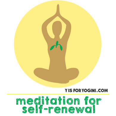 self renewal meditation yoga