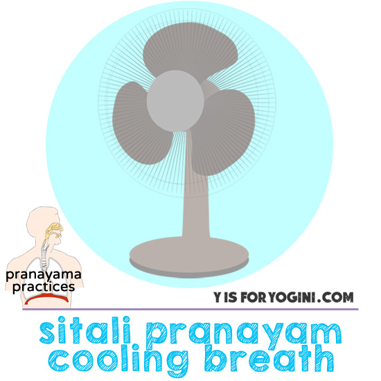 cooling breath sitali pranayam yoga breathing exercise