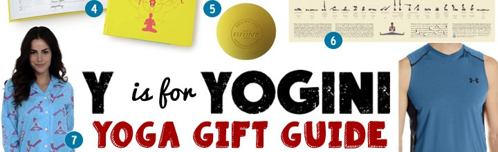 best yoga gifts guide