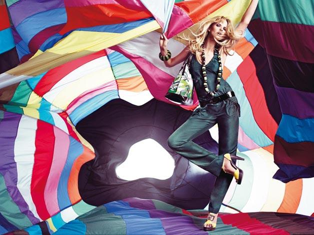 miss sixty ad parachute