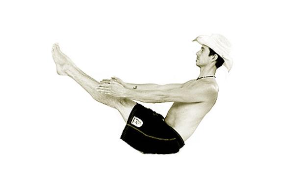 cowboy yoga