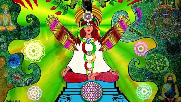 kundalini rising yoga