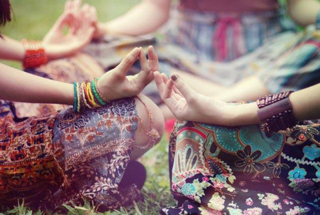 yoga hippies teacher training