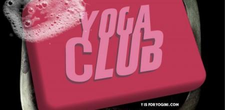 yoga club soap